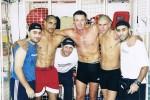 Glen Kelly, Jeff Fenech, Adam Watt, Shannan Taylor, Hussein Hussein